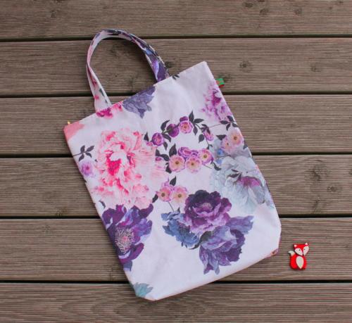 Beutel Blume